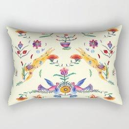 Summer girls Rectangular Pillow