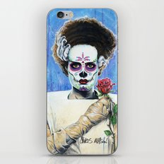 BRIDE OF THE DEAD iPhone & iPod Skin