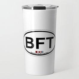 Beaufort - North Carolina. Travel Mug