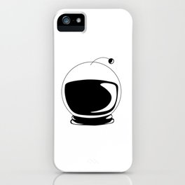 Space Cadet iPhone Case