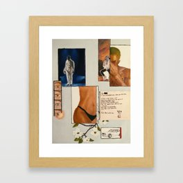 """Something to You"" by Maurí Framed Art Print"