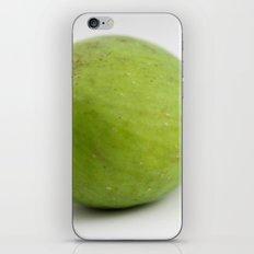 Green Fig iPhone & iPod Skin