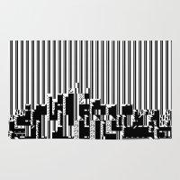 akira Area & Throw Rugs featuring Akira (J)-7 (2011) by Max Capacity