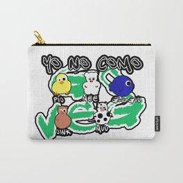 Go Veg Carry-All Pouch