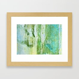 Nautical Abstract Framed Art Print