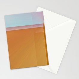 Fibonacci Sunset 1 Stationery Cards