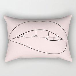 bisou Rectangular Pillow
