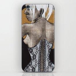 Lace II iPhone Skin