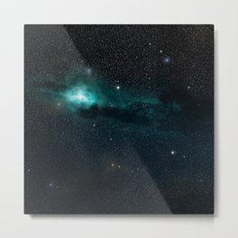 Starfield 3 Metal Print