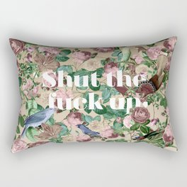 STFU Rectangular Pillow