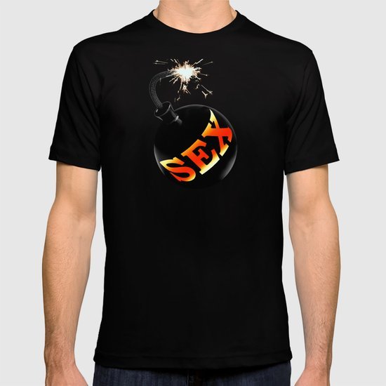 sex bomb T-shirt