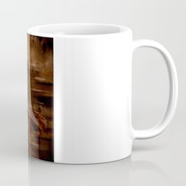 No see - No hear - No speak ! Nothing ! Coffee Mug