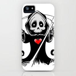 Hug Reaper iPhone Case