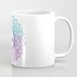Equanimity / Love / Pink Blue Coffee Mug