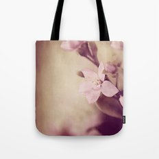 Pink Sentiments Tote Bag