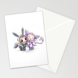 A Psychic Adoration Stationery Cards