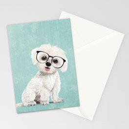 Mr Maltese Stationery Cards