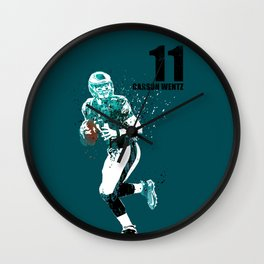 SPORTS ART - WENTZ Wall Clock