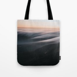 Sunset mood - Landscape and Nature Photography Tote Bag