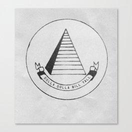 C.R.E.A.M. Canvas Print