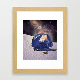 Dragonlings of Valdier: Jabir Framed Art Print
