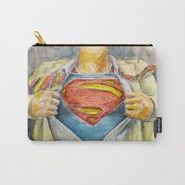 Superman - Fictional Superhero Carry-All Pouch