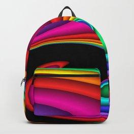 fractal squares -11- Backpack