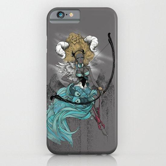 AFROZODIAC iPhone & iPod Case