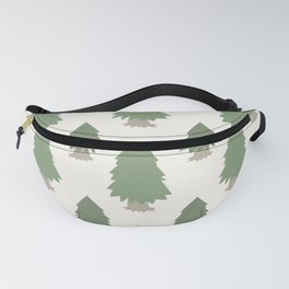 Cut your own Christmas tree (Patterns Please) Fanny Pack