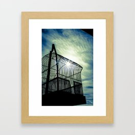 To Catch The Light Framed Art Print