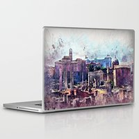 rome Laptop & iPad Skins featuring Rome by jbjart