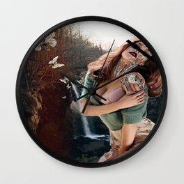 DIAGNOSIS Wall Clock