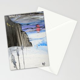 Impaled Stationery Cards