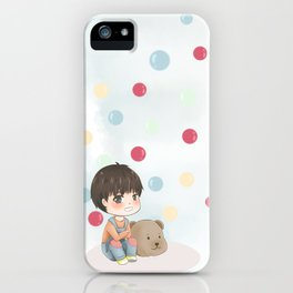 For You - Jungkook iPhone Case
