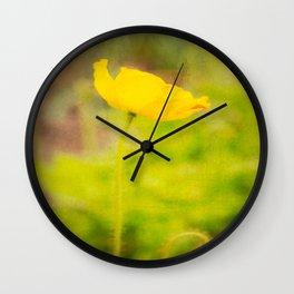 Dreamy Impressions Wall Clock