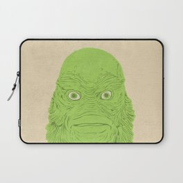 Young Professional from the Black Lagoon Laptop Sleeve