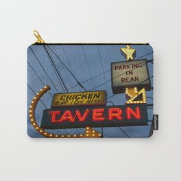 Chicken to go Carry-All Pouch