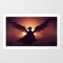 Magical Sight Art Print