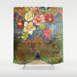 Incroyable Shower Curtain