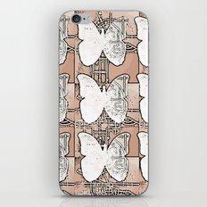 High Tech Butterflies 2 iPhone & iPod Skin