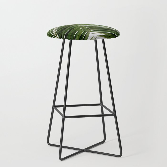 Palm Leaf III Bar Stool