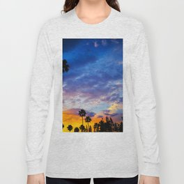 California sunset ii Long Sleeve T-shirt