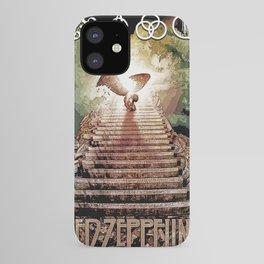 Red Zeppelin - Stairway to Heaven iPhone Case