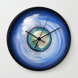 The Shallows Wall Clock