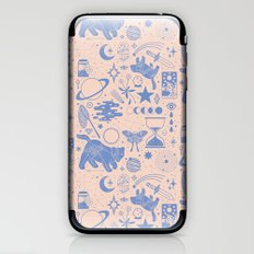 Collecting the Stars iPhone & iPod Skin