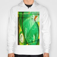 golf Hoodies featuring Golf Anyone? by Robin Curtiss