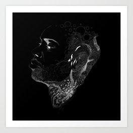 Dave Chappelle Art Print