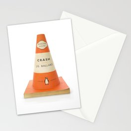 writer's block Stationery Cards