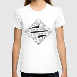daydreamer nighthinker II T-shirt