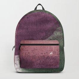organic shapes Backpack